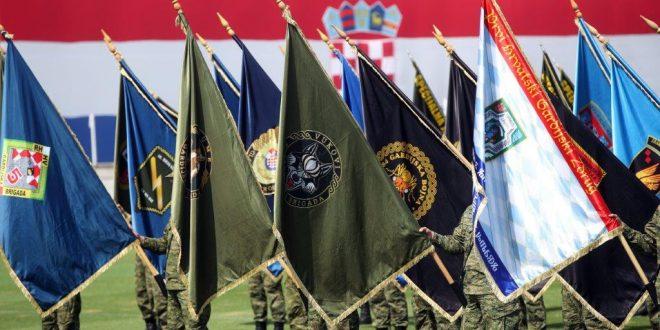 vojne zastave