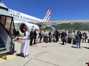 Zrakoplov Croatia Airlines