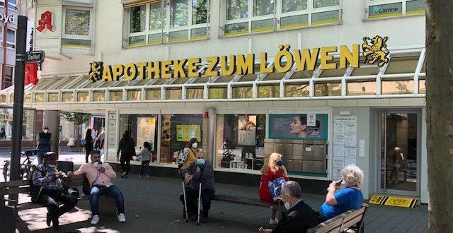 Offenbach ljekarna apoteka