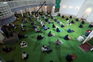 muslimanska molitva zagreb