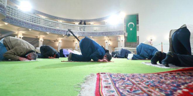 muslimanska molitva klanjanje