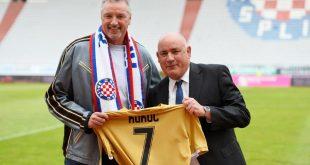 Toni Kukoc i Boro Primorac