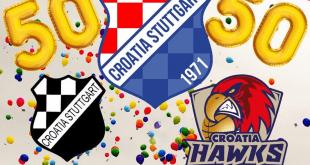 Croatia Stuttgart 50