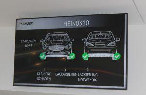 Mercedes tcheck