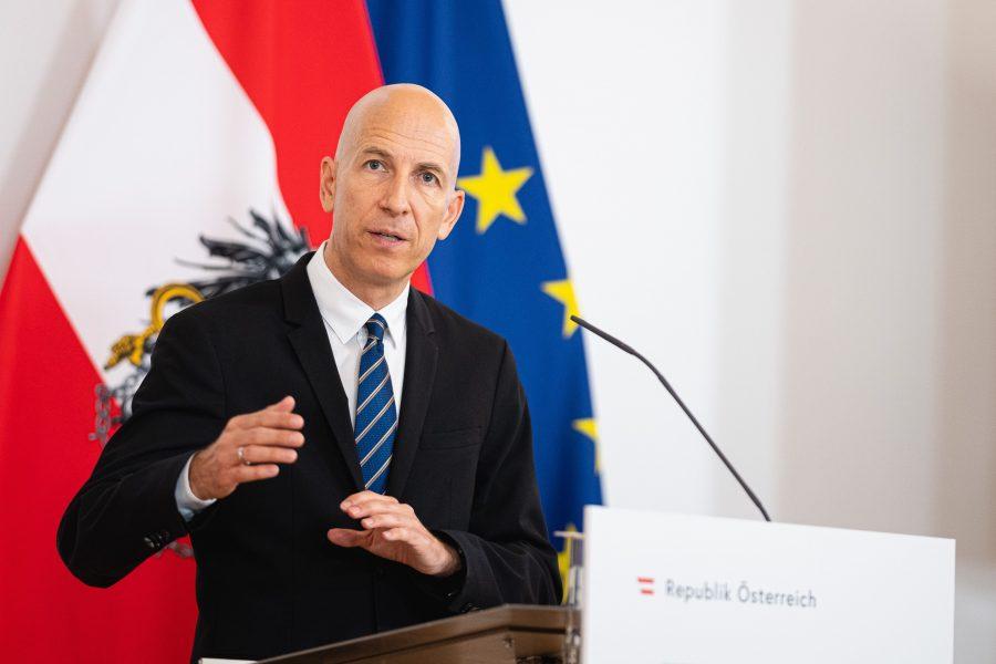 ministar rada austrije
