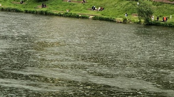 rijeka Neckar Heidelberg
