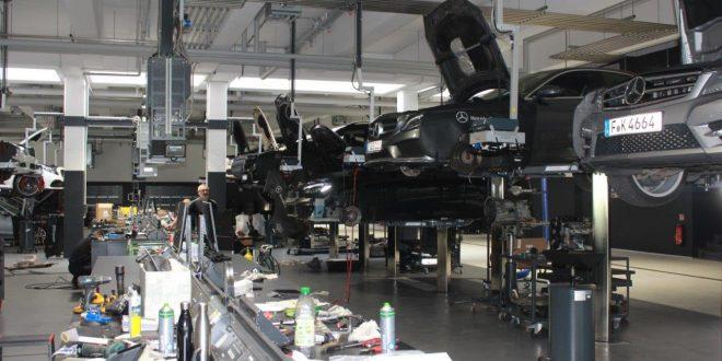 Mercedes servis Oberursel Fenix