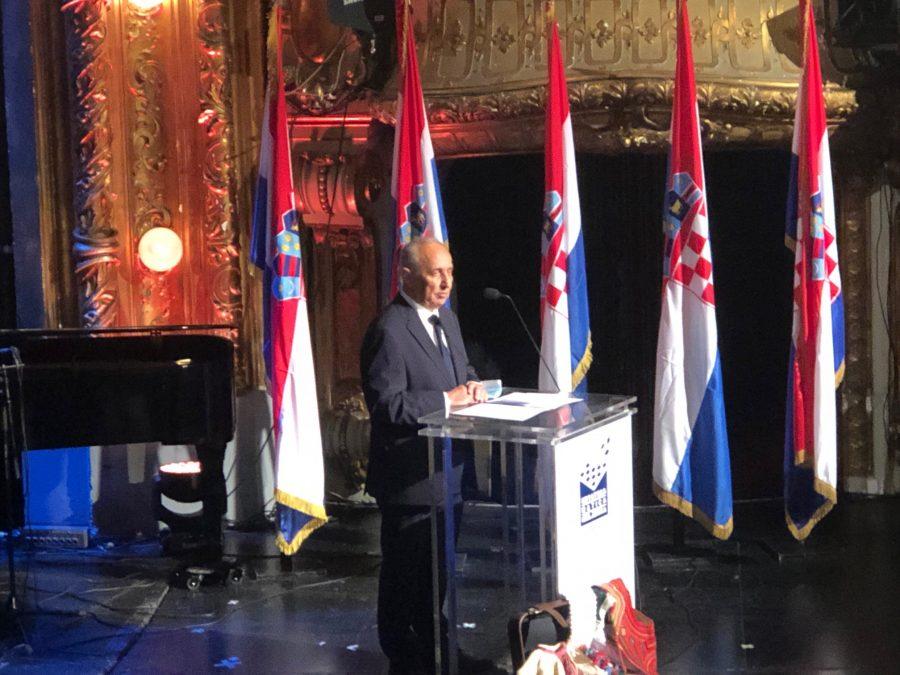 (VIDEO i FOTO) 70. OBLJETNICA HRVATSKE MATICE ISELJENIKA: Proslavi nazočio i predsjednik Zoran Milanović