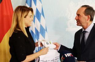 Ministrica Brnjac Bavarska