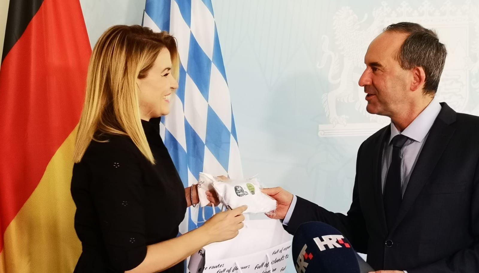 MINISTRICA BRNJAC U MÜNCHENU: Turisti iz Bavarske čine polovicu ukupnih gostiju iz Njemačke, poduzimamo sve kako bi Hrvatska bila prepoznata kao ugodna i sigurna destinacija