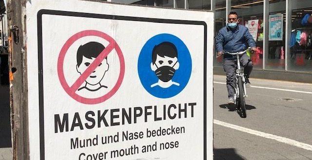 maske obvezne offenbach Fenix