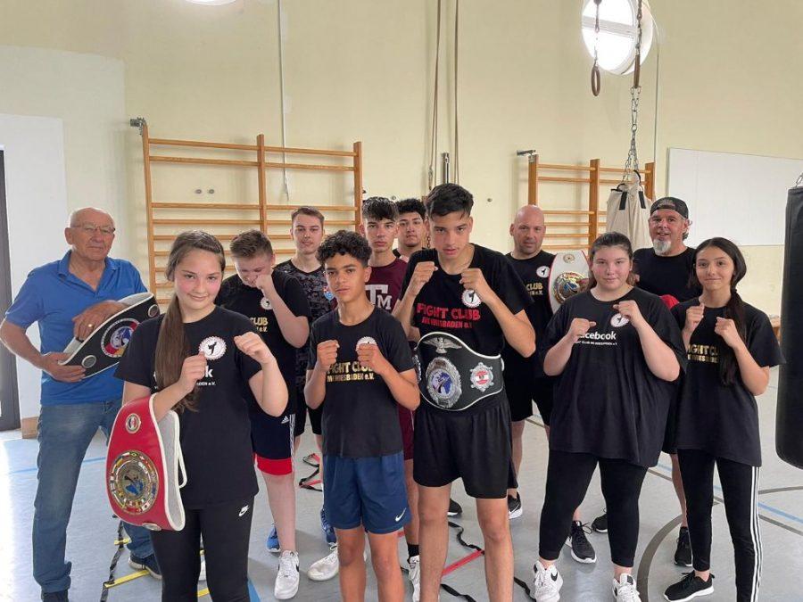 Fight Club MK Wiesbaden