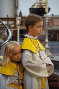 Krstenje obitelj Markotic