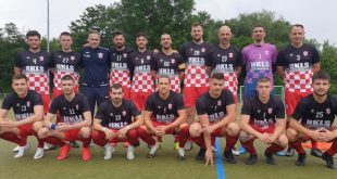 Croatia Frankfurt lipanj 2021