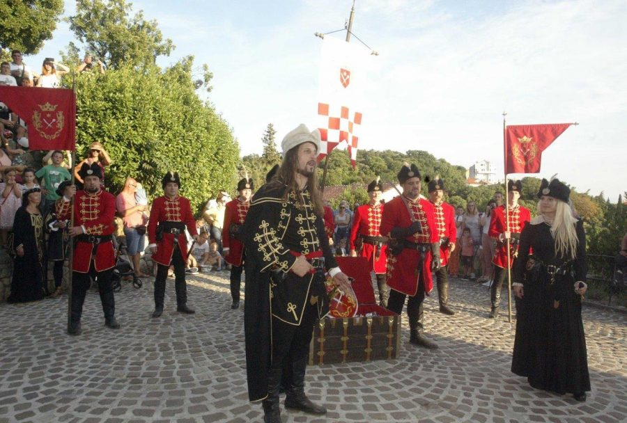 Povratak Frankopana Trsat