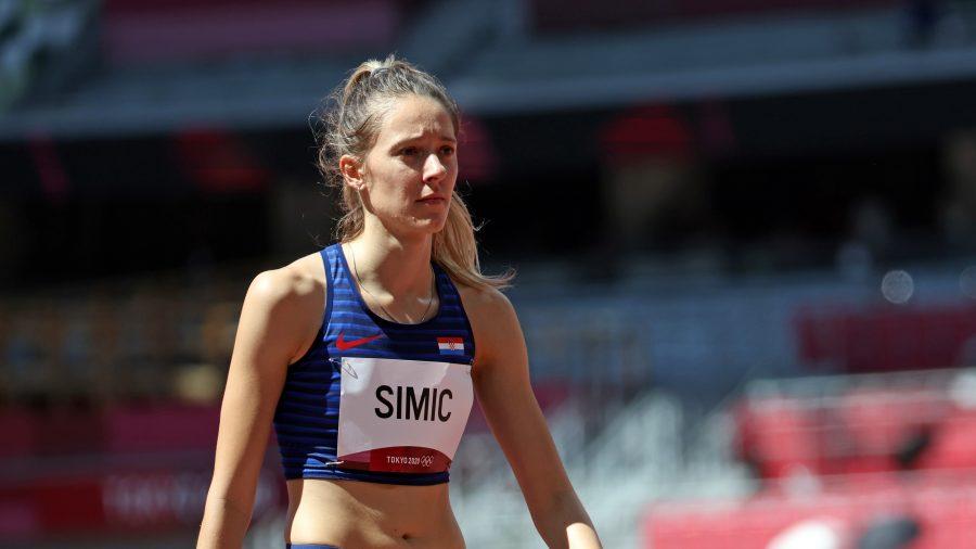 Ana Simic skok vis