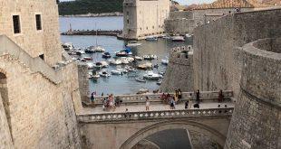 Dubrovnik most s Ploca Sv.Ivan