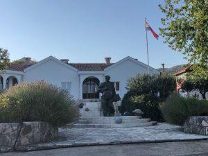 spomenik r. boskovic Ravno