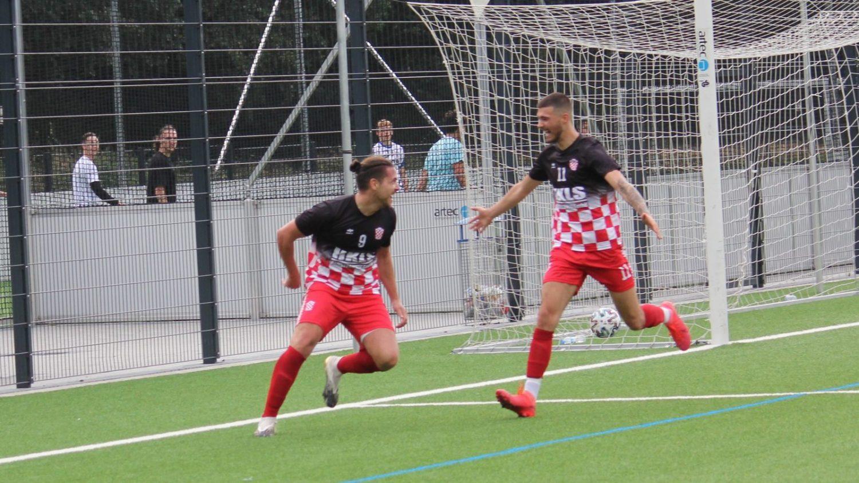 """IZ """"PONORA"""" DO BODA: Hat-trick Ante Strljića u remiju Croatije Frankfurt protiv Makkabija"""