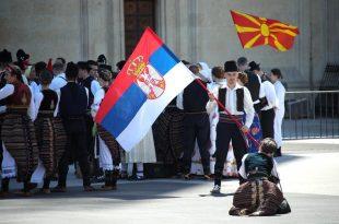 srpska zastava zagreb