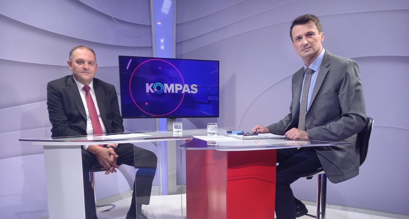 Tomislav Martinović za Kompas: Sarajevskoj čaršiji OHR nekad odgovara nekad ne, a bez izmjena zakona nema izbora